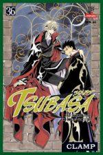 capa de Tsubasa #36