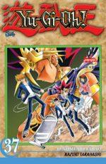 capa de Yu-Gi-Oh #37