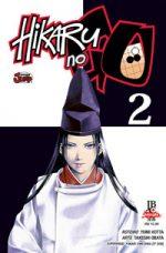 capa de Hikaru no Go #02