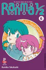 capa de Ranma ½ #06