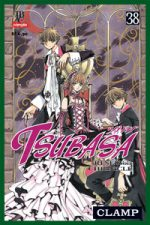 capa de Tsubasa #38