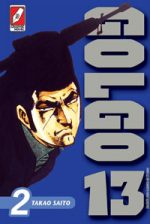 capa de Golgo 13 #02