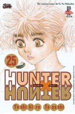 capa de Hunter X Hunter #25