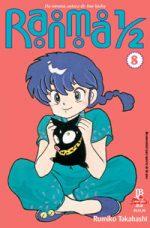 capa de Ranma ½ #08