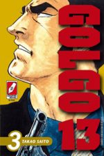 capa de Golgo 13 #03