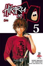 capa de Hikaru no Go #05