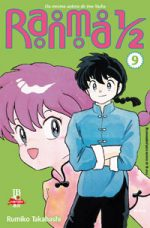 capa de Ranma ½ #09