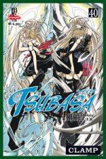 capa de Tsubasa #40