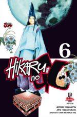 capa de Hikaru no Go #06