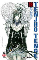 capa de Tenjho Tenge #18