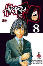 capa de Hikaru no Go #08