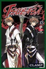 capa de Tsubasa #43