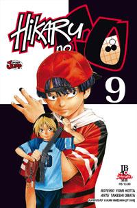 capa de Hikaru no Go #09