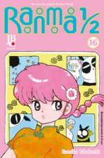 capa de Ranma ½ #16