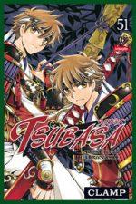 capa de Tsubasa #51