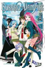 capa de Rosario+Vampire #10