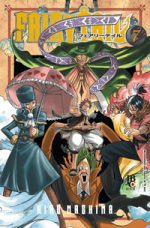 capa de Fairy Tail #07