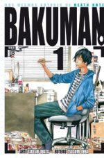 capa de Bakuman