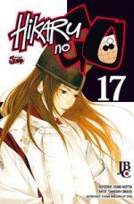 capa de Hikaru no Go #17