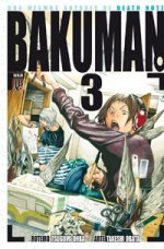 capa de Bakuman #03
