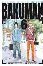 capa de Bakuman #06