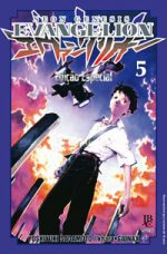capa de Neon Genesis Evangelion ESP. #05