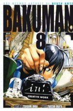 capa de Bakuman #08