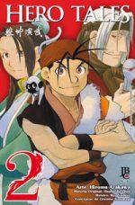 capa de Hero Tales #02