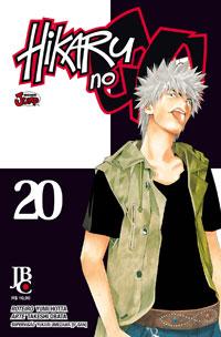 capa de Hikaru no Go #20