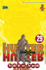 capa de Hunter X Hunter #29