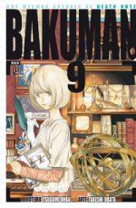 capa de Bakuman #09