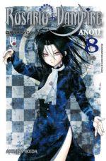 capa de Rosario Vampire II #08