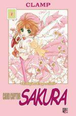 capa de Card Captor Sakura #01