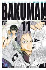 capa de Bakuman #11