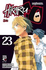 capa de Hikaru no Go #23