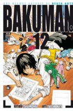 capa de Bakuman #12