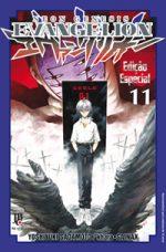 capa de Neon Genesis Evangelion ESP. #11
