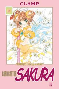 capa de Card Captor Sakura #04