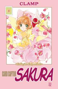 capa de Card Captor Sakura #05