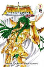 capa de Os Cavaleiros do Zodíaco: The Lost Canvas Gaiden #03
