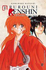 capa de Rurouni Kenshin
