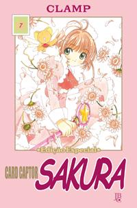 capa de Card Captor Sakura #07