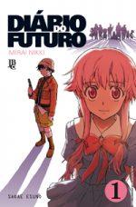 capa de Diário do Futuro #01