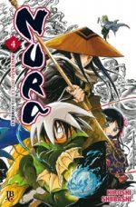 capa de Nura - A Ascensão do Clã das Sombras #04