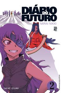 capa de Diário do Futuro #02