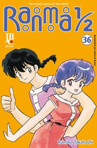 capa de Ranma ½ #36
