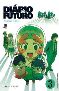 capa de Diário do Futuro #03