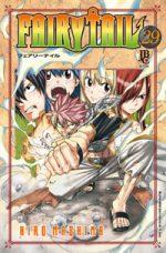 capa de Fairy Tail #29