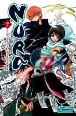 capa de Nura - A Ascensão do Clã das Sombras #07