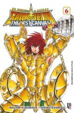 capa de Os Cavaleiros do Zodíaco: The Lost Canvas Gaiden #06
